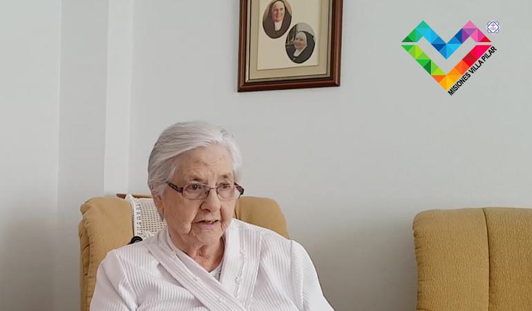Testimonio Hermana Encarnación